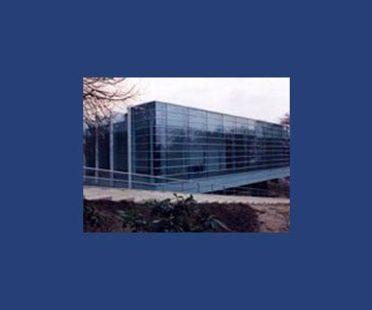 Musée Het Valkhof, Nijmegen, Hollande, 1995-1999. Ben Van Berkel, UN Studio