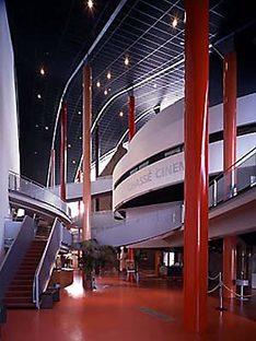 Théâtre Chassé à Breda, Hollande,<br> 1992-1995. Herman Hertzberger