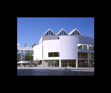 Richard Meier and Partners,<br>Stadthaus d'Ulm, Allemagne