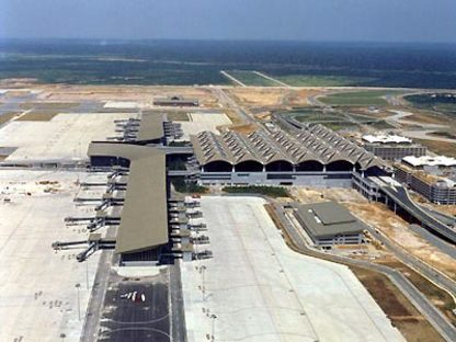 Aéroport international de Kuala Lumpur, Malaisie