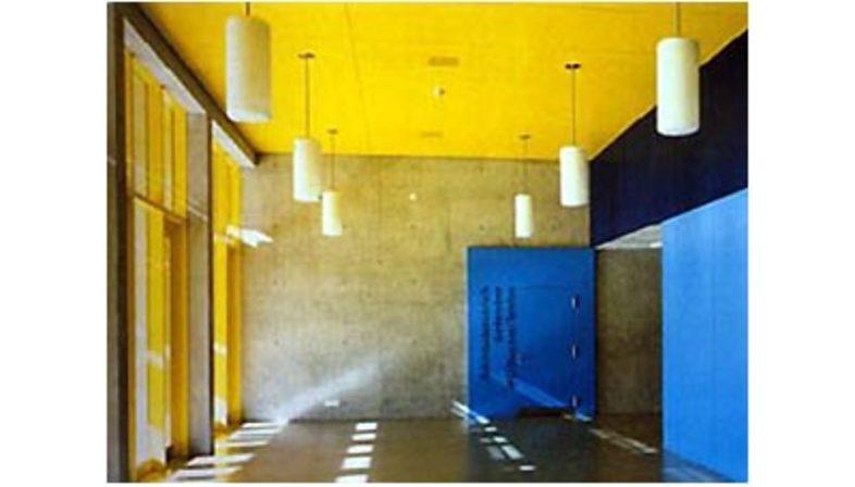 Gigon-Guyer: centre de sport à Davos, Suisse