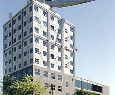 Complexe de bureaux, commercial et résidentiel, Berlin