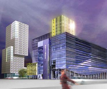 Ichthus College, Rotterdam, Hollande