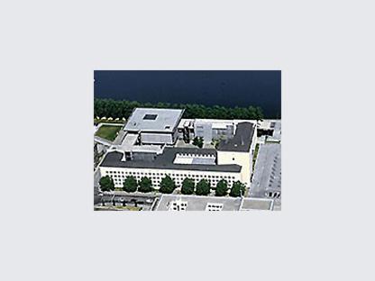 Peter Kulka: Parlement régional de Dresde