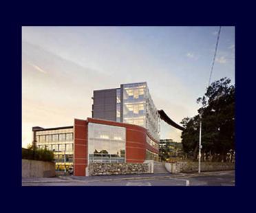 Bucholz-Mcevoy<br> Nouvelle mairie à Dublin