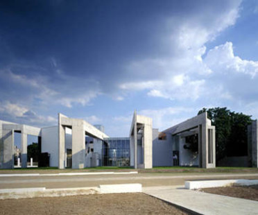 Zvi Hecker<br>Centre culturel juif de Duisburg, Allemagne, 1996-1999
