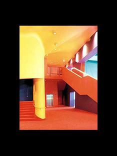 Michael Wilford: Lowry Center, Salford, Grande-Bretagne, 2002
