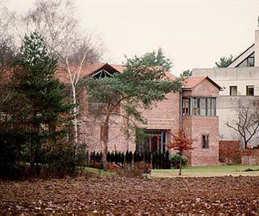 Heinz Bienefeld<br> Maison Heinze-Manke, Allemagne, 1984