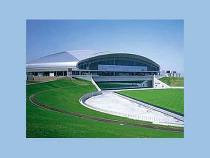 Sapporo Dome, 2001