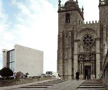 Tour à la mémoire<br>Porto, 1998 - 2002