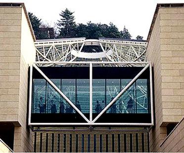 Mario Botta, Musée d'Art moderne de Rovereto - 2002