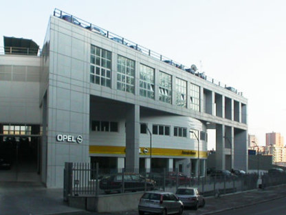 Concessionnaire Opel