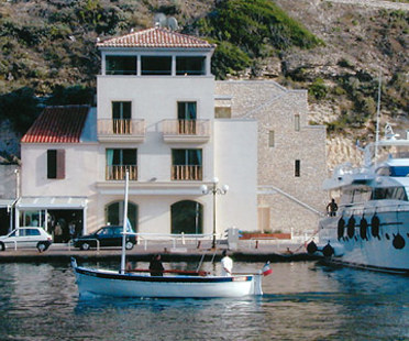Hôtel Genovese côté port