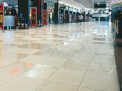Cape Town International Departures Terminal