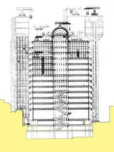 Lloyd's building, Londres