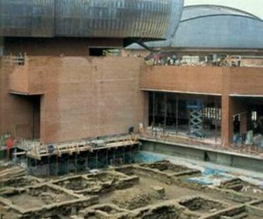 Auditorium de Rome, Renzo Piano.