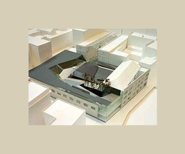 Odile Decq: ampliamento del museo di arte contemporanea di Roma