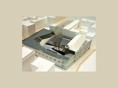 Odile Decq: agrandissement du musée d'art contemporain de Rome