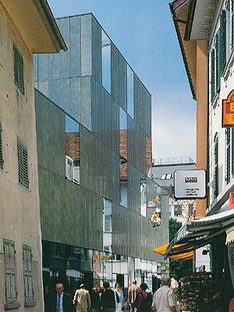 Migros Shopping Center, Lucerne, Suisse
