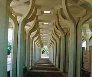 Centre de culture islamique et mosquée,<br> Paolo Portoghesi