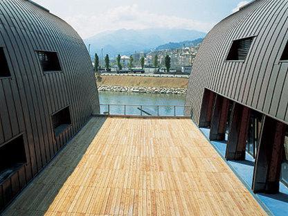 Rowing Center de Gênes PRA