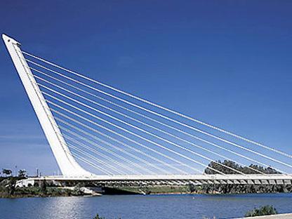 Pont Alamillo<br> Séville