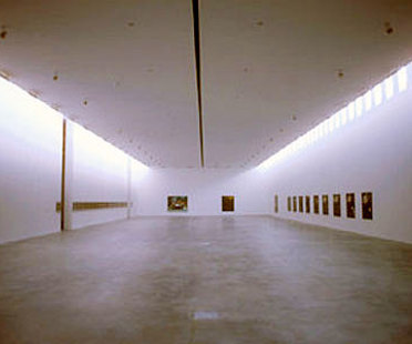 Claudio Silvestrin<br> Centre pour l'art contemporain