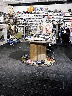 Boutiques Sky Bop et Diesel Store, Riccione
