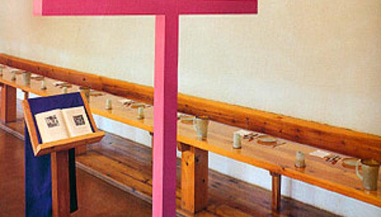 Luis Barragán, Chapelle Tlalpan, Mexico