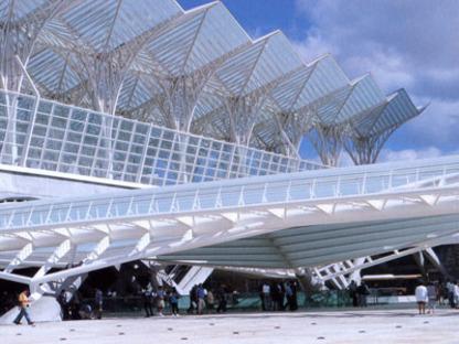 Santiago Calatrava: Gare d'Orient