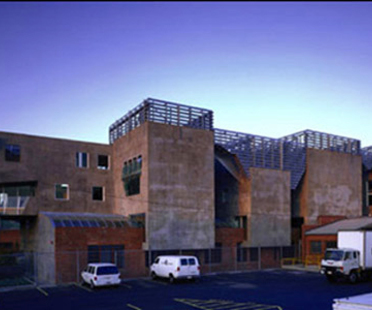 Eric Owen Moss: Pittard Sullivan Office Building,<br> Culver City, Los Angeles, 1997