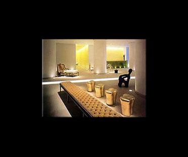 Philippe Starck<br> St. Martins Lane Hotel, London