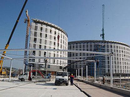 World Trade Center, Saint-Marin<br /> Foster & Partners, 2004