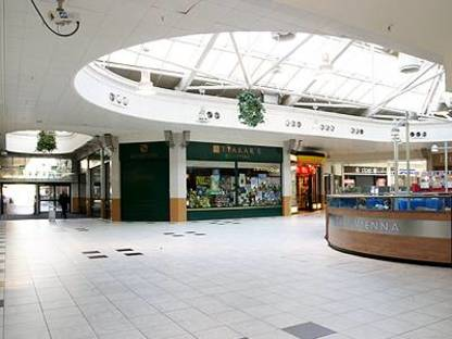 Centre commercial East Kilbride