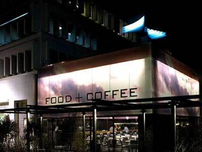Food + Coffee. ISV. Athènes 2004