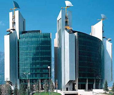 Centre Meridiana, Renzo Piano.<br> Lecco, Italie