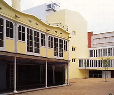 Restructuration et restauration du th&eacute;&acirc;tre Metropol<br>Tarragone<br>1992-1995. Josep Llin&agrave;s