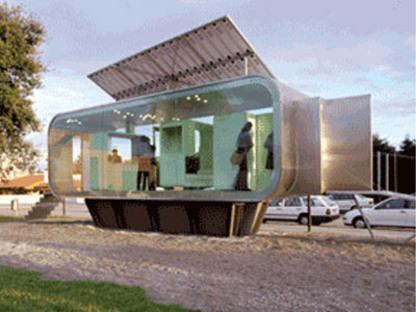 Cannatà et Fernandes.<br> Modules d'habitation CAPA et DST. 2003