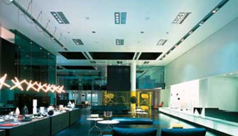 Magasin B&B Italia Milan Antonio Citterio & Partners 2004 | Floornature