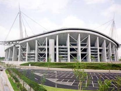 Toyota Stadium<br> Kisho Kurokawa