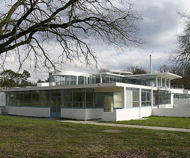 Sanatorium Zonnestraal, Johannes Duiker et Bernard Bijvoet