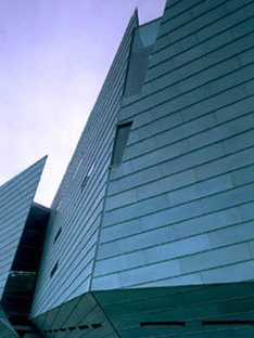 Murray O Laoire Architects, GMIT (Institut de technologie Mayo). Galway, 2003