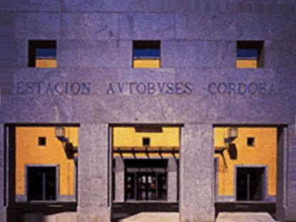 Cèsar Portela Fernandez. Gare des autobus. Cordoue. 1999