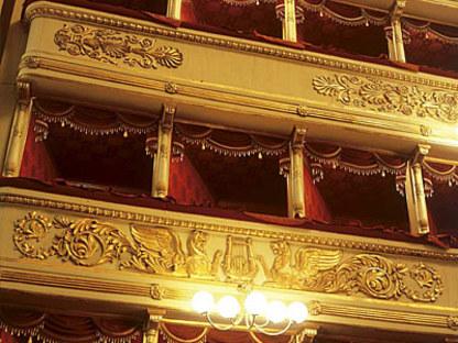 Restauration et restructuration du Théâtre alla Scala