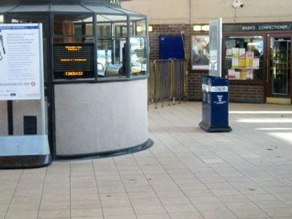 Station de métro Arnos Grove