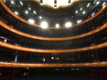 Henning Larsen. Opéra. Copenhague. 2004
