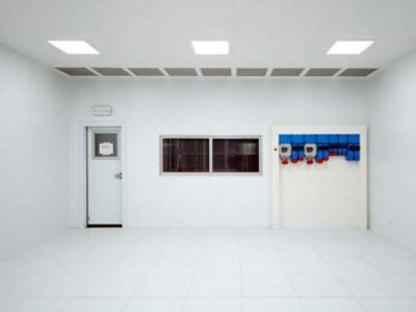 Mario Cucinella. Uniflair. Conselve (Padoue) 2004