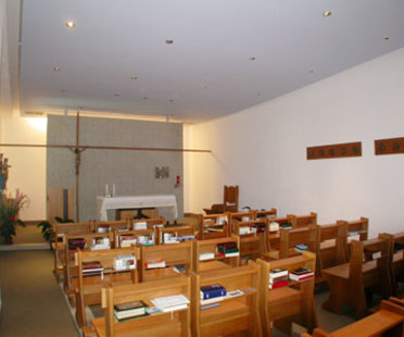 Restructuration de l'Institut salésien de Lanuvio