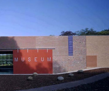 National Heritage Museum, Mecanoo.<br> Arnhem, Pays-Bas. 2000