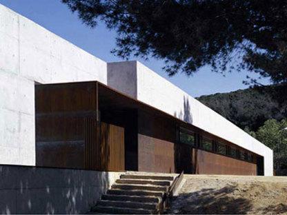 Institut du Jardin botanique de Barcelone, Carlos Ferrater